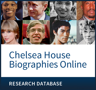 Chelsea House Biographies Online